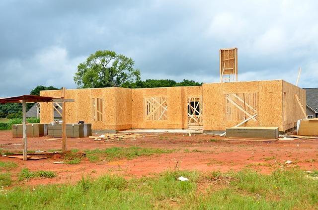 konstrukce domu