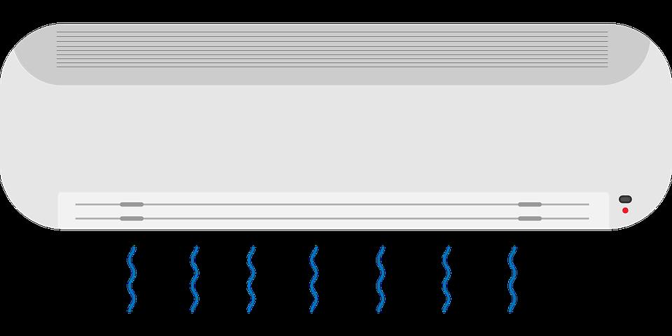 klimatizace obrázek