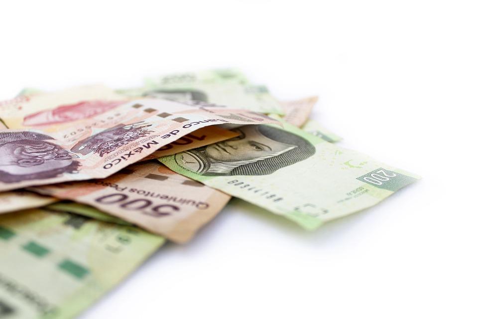mexické finance